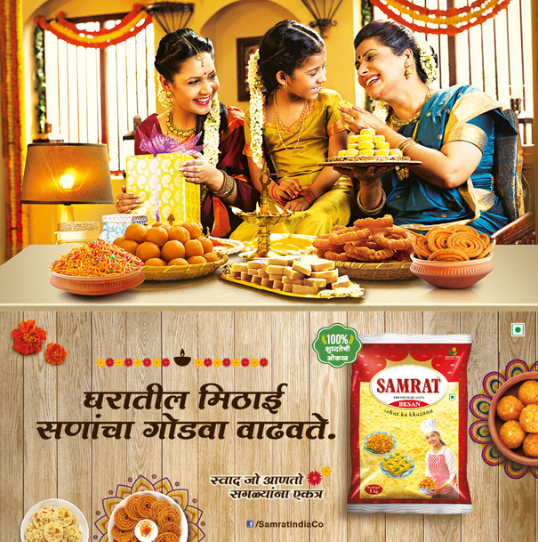 The Ad Group: Parakh Group Offering FMCG, Real Estate